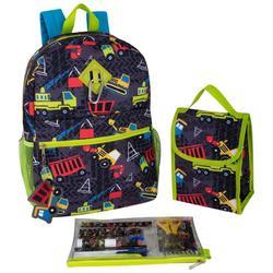 Truck Backpack Set