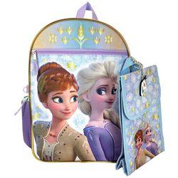 Disney Frozen II 5-in-1 Backpack Set
