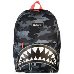 Hurley Shark Camo Backpack