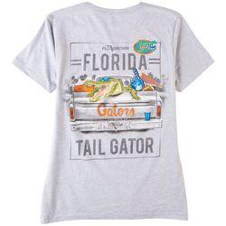 FloGrown Big Boys Florida Gators Tail Gator T-Shirt