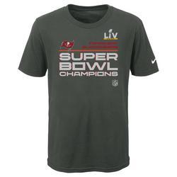 Buccaneers Big Boys Super Bowl Champions T-Shirt