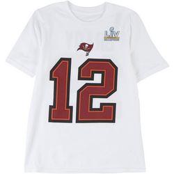 Buccaneers Big Boys Brady T-Shirt