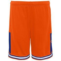 Florida Gators Big Boys Logo Stripe Hem Shorts By Gen2