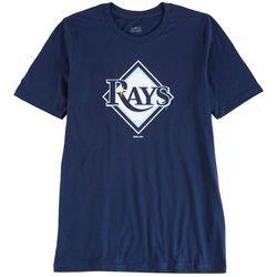Tampa Bay Rays Big Boys Logo Rays T-Shirt
