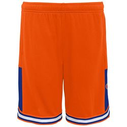 Florida Gators Little Boys Logo Stripe Hem Shorts by Gen2