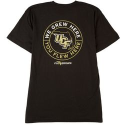 UCF Knights Mens UCF Flowgrown Seal T-Shirt