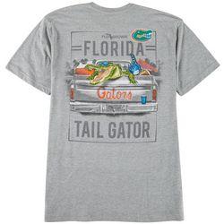 FloGrown Mens Florida Gators Tail Gator T-Shirt