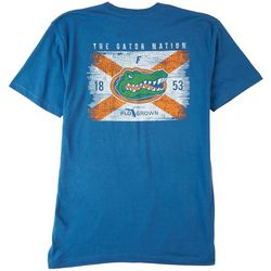 FloGrown Mens Florida Gators Graphic T-Shirt