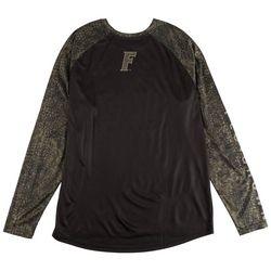 FloGrown Mens Florida Gators Long Sleeve Performance T-Shirt