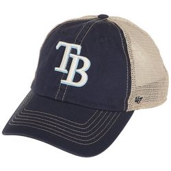 Tampa Bay Rays Solid Embroidered Hat By 47 Brand