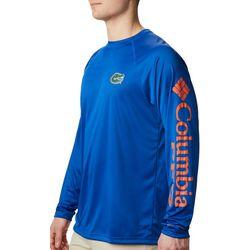 Florida Gators Mens Terminal Tackle T-Shirt By Columbia