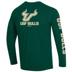 USF Bulls Mens Long Sleeve T-Shirt by Champion