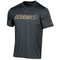 UCF Knights Mens Heathered T-Shirt by Champion
