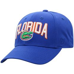 Florida Gators Mens Solid Hat By Top Of The World
