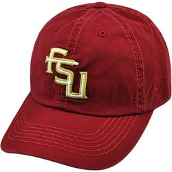 FSU Seminoles Solid Embroidered Hat by Top Of The World