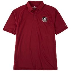 Florida State Mens Team Breathable Polo by Colosseum