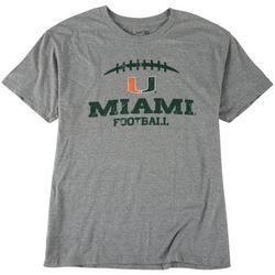 Mens UM Heathered T-Shirt