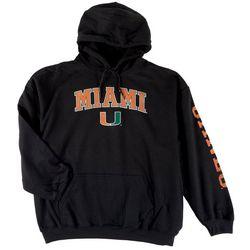 Miami Hurricanes Mens Canes Hoodie
