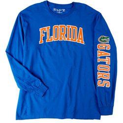UF Gators Mens Promo Logo Long Sleeve T-Shirt by Victory