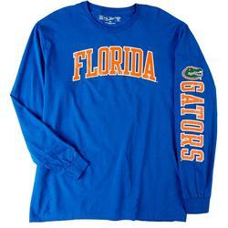 Gators Mens Promo Logo Long Sleeve T-Shirt by Victory