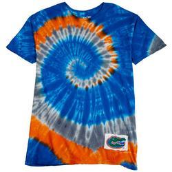 Mens Tye Dye Logo T-Shirt by Victory