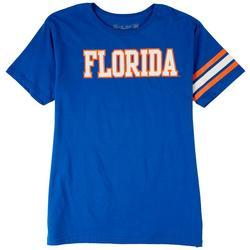 Mens Varsity Stripes T-Shirt by Victory