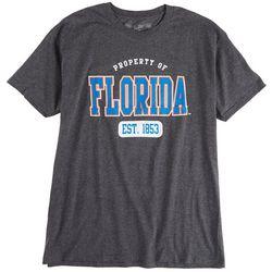 Florida Gators Mens Property Of Florida T-Shirt by Victory
