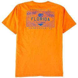 UF Mens Permanent Heathered T-Shirt by Victory