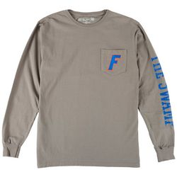 UF Mens The Swamp Long Sleeve T-Shirt by Victory