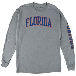 Mens G1 Gators Heathered Long Sleeve T-Shirt by Victory