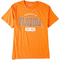 UF Mens Property Of Florida T-Shirt by Victory