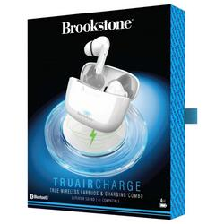 Tru Air Wireless Earbuds & Charging Combo