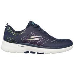 Womens GOwalk 6 Vibrant Energy Shoes