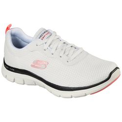 Skechers Womens Brilliant View Athletic Shoes