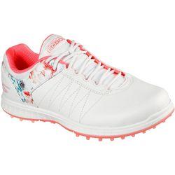 Skechers Womens GO Golf  Pivot Tropics Golf Shoe