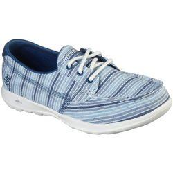 Skechers Womens GO Walk Lite El Mar Shoes