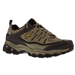 Skechers Mens After Burn Memory Fit Training Athletic Shoes
