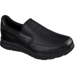 Mens Groton Slip Resistant Work Shoes