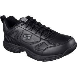 Skechers Mens Dighton Slip Resistant Shoes
