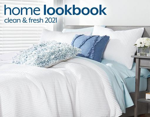 Home Lookbook - Clean & Fresh 2021