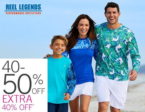 40-50% Off + Extra 40% Off*