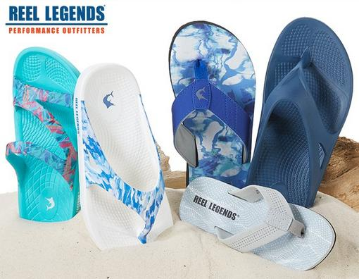 Reel Legends Sandals