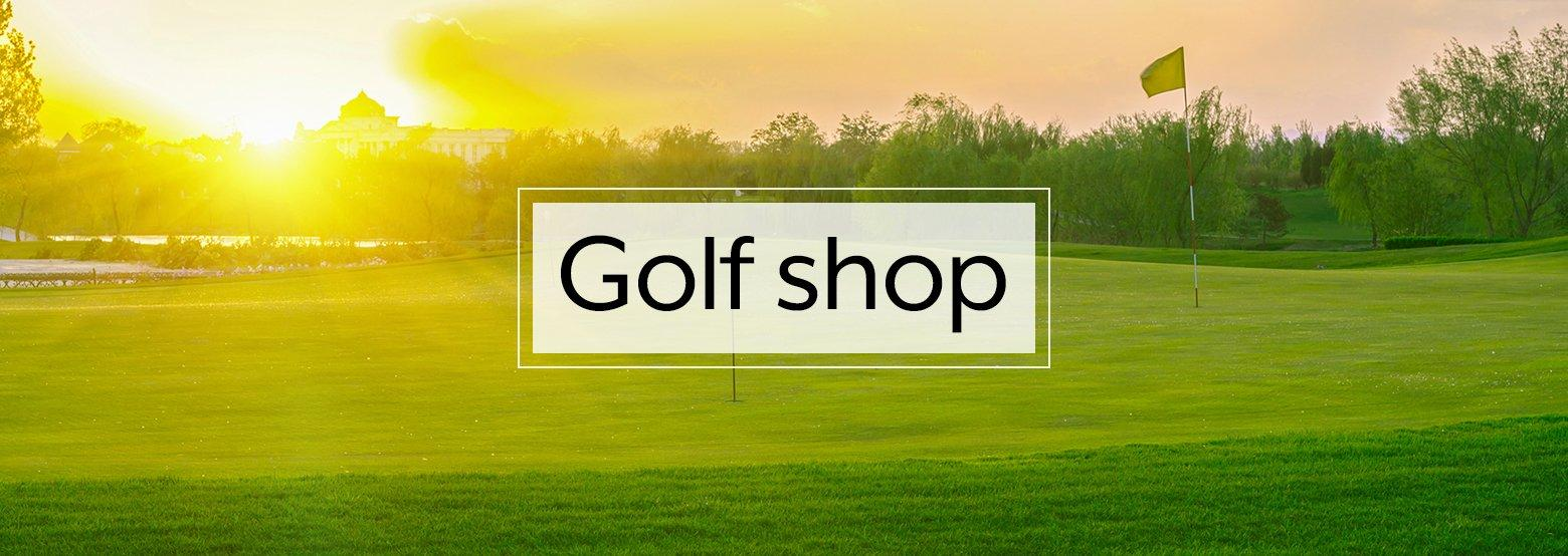 Golf Shop Items for Men and Women