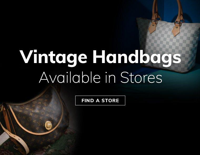 Vintage Handbags Available in Stores - Find a Store