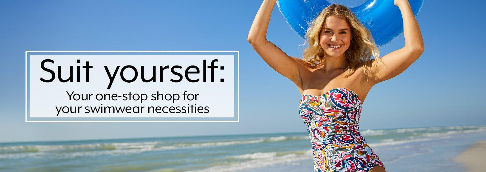Suit Yourself: Your One-Stop Shop for Your Swimwear Necessities