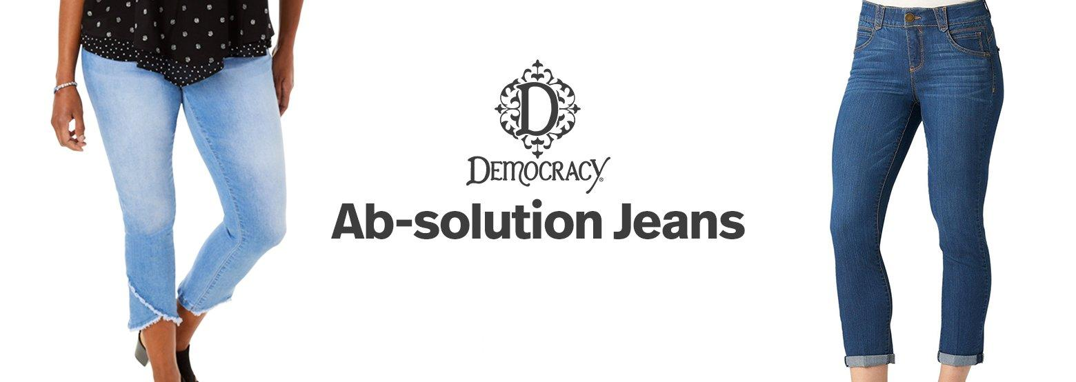 Democracy Ab-solution Jeans