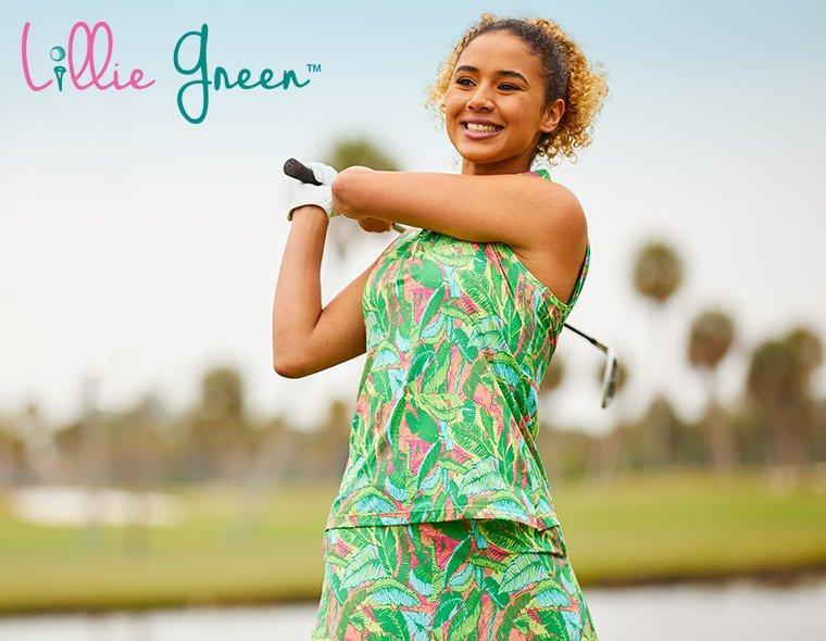 Lillie Green for Women