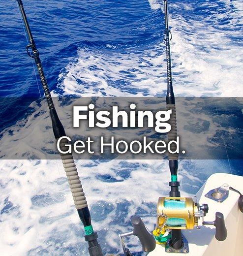 Fishing - Get Hooked