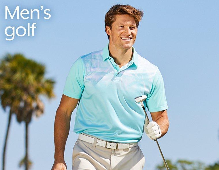 Men's Golf Shop