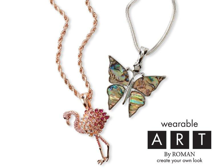 Wearable Art by Roman - create your own look